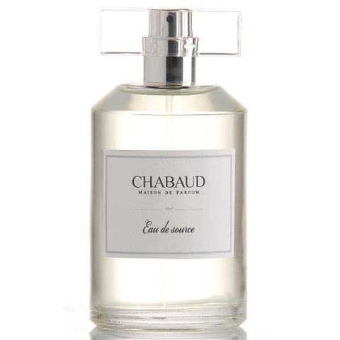 Chabaud - Eau de Source fragrance samples