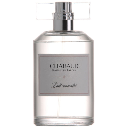 Chabaud - Lait Concentre fragrance samples