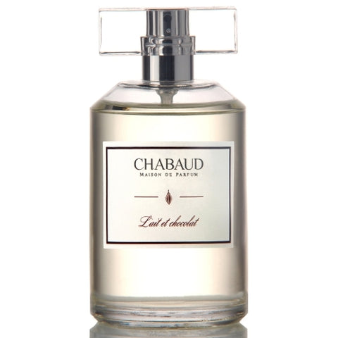 Chabaud - Lait et Chocolat fragrance samples