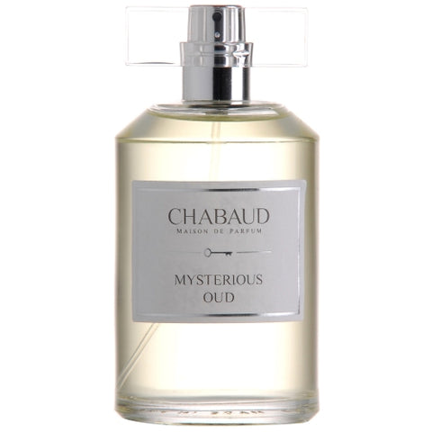 Chabaud - Mysterious Oud fragrance samples