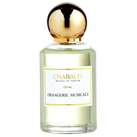 Chabaud - Orangerie Musicale fragrance samples
