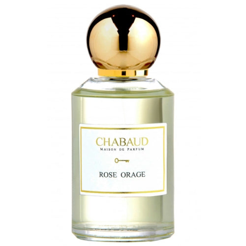 Chabaud - Rose Orage fragrance samples