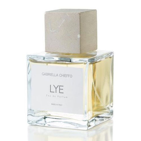 Gabriella Chieffo - Lye fragrance samples