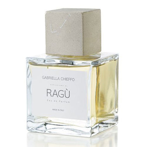 Gabriella Chieffo - Variazione di Ragú fragrance samples