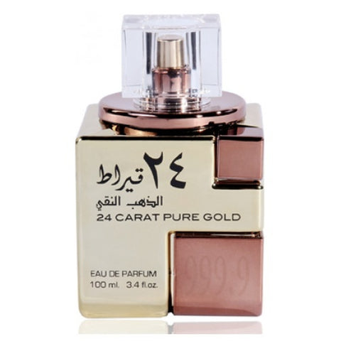 Lattafa Perfumes - 24 Carat Pure Gold fragrance samples