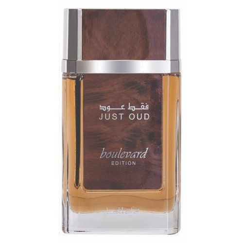 Lattafa Perfumes - Just Oud Boulevard Edition fragrance samples