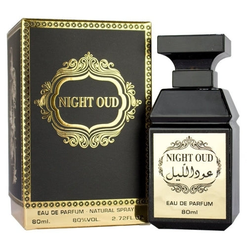 Lattafa Perfumes - Night Oud fragrance samples