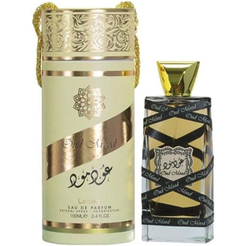 Lattafa Perfumes - Oud Mood fragrance samples