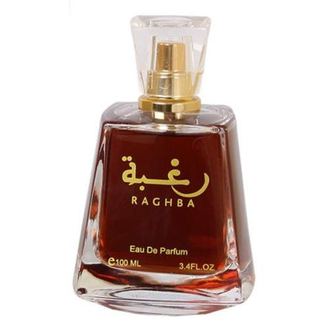 Lattafa Perfumes - Raghba fragrance samples
