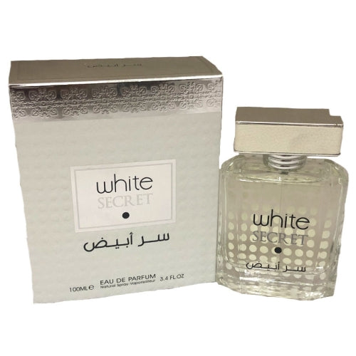 Lattafa Perfumes - White Secret fragrance samples