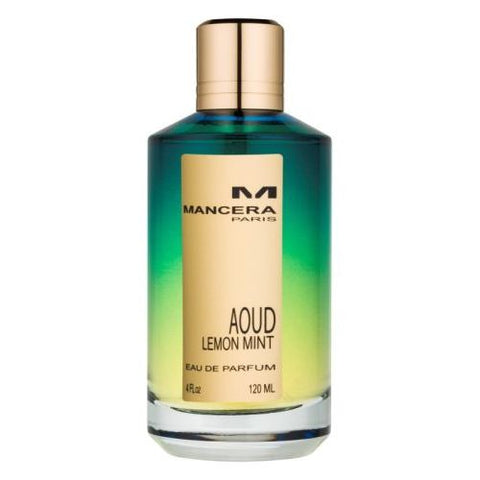 Mancera - Aoud Lemon Mint fragrance samples