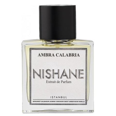 Nishane - Ambra Calabria fragrance samples