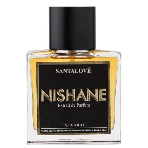 Nishane - Santalove fragrance samples