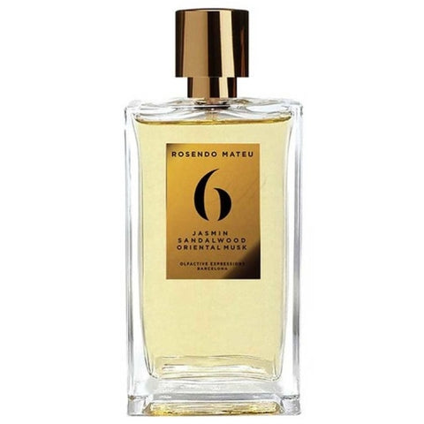 Rosendo Mateu - No.6 Jasmin, Sandalwood, Oriental Musk fragrance samples
