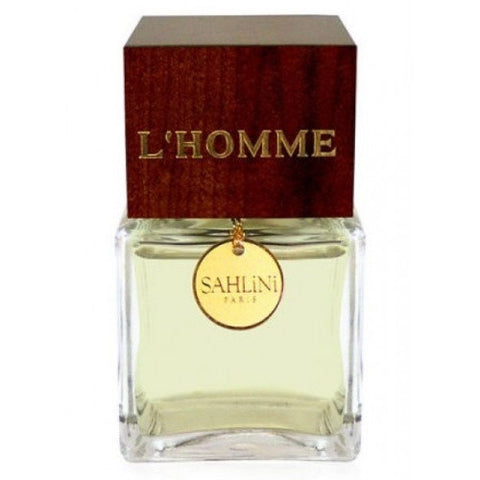 Sahlini Parfums - L'Homme fragrance samples