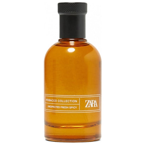 Zara Tobacco Collection - Unexpected Fresh Spicy fragrance samples