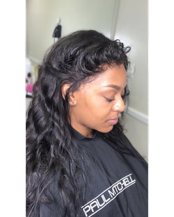 Lace Frontal STOCK Crowns