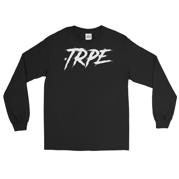 TRPE Long Sleeve (white logo)