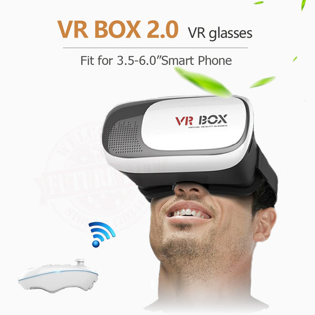 Mirage Virtual Reality Box + Controller für i-Phone und Android