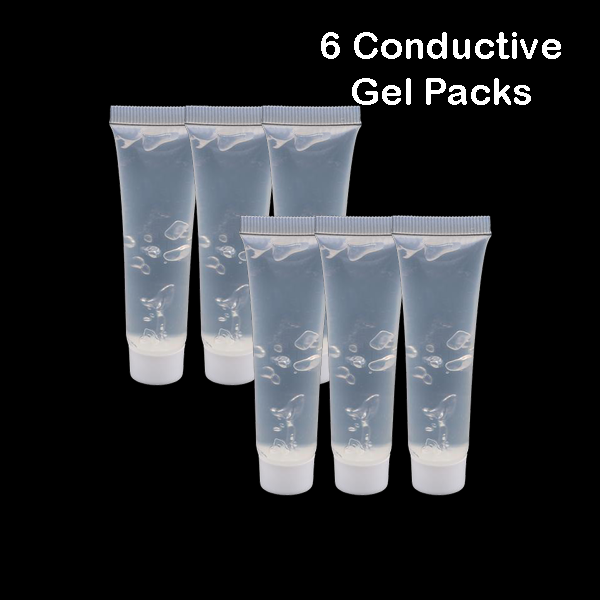 6 Pack Conductive Gel's For ABS Simulator