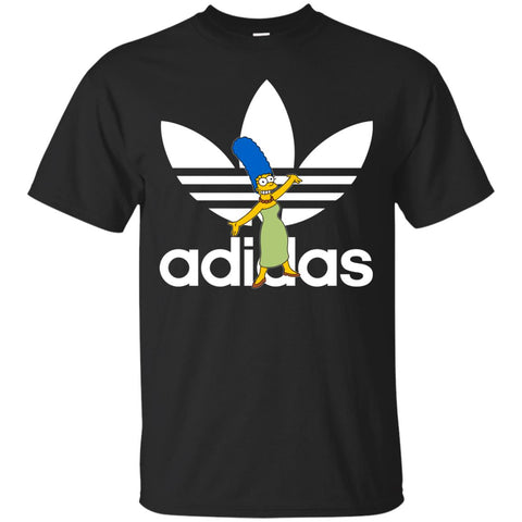 Fashion Adidas Marge Simpson Family Men's T-Shirt
