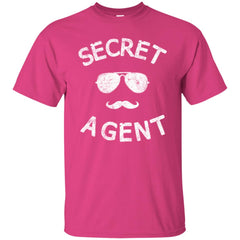 Funny Halloween With Secret Agent Men's T-Shirt Men's T-Shirt - teesdiys