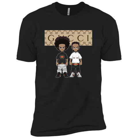 Cool Boondocks Gucci T-shirt