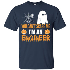 You Can't Scare Me I'm An Engineer Halloween Shirt Shirt - teesdiys G200 Gildan Ultra Cotton T-Shirt - teesdiys