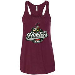 Bounty Hunters Baseball T-shirt B8800 Bella Canvas Flowy Racerback Tank - teesdiys