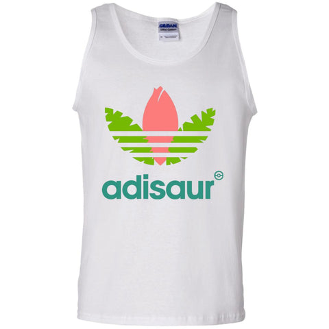 Adisaur Apparel T-shirt - teesdiys White / Small G220 Gildan 100% Cotton Tank Top - teesdiys