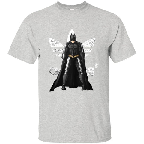 Cool Batman With Adidas Fashion Men's T-Shirt