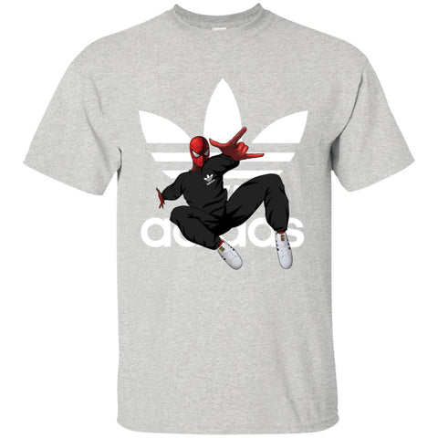 Spider Man Cool Adidas Fashion Men's T-Shirt