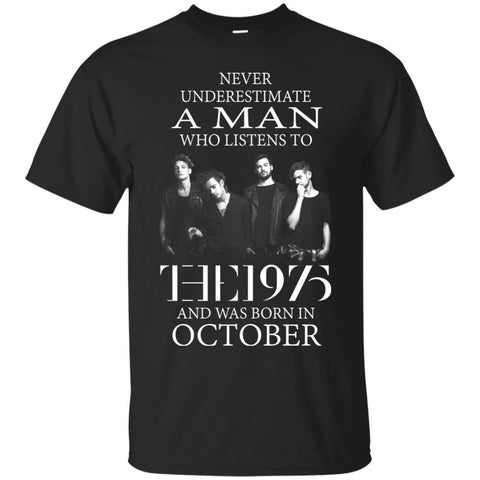 Trending A Man Who Listens To The 1975 And Was Born In October