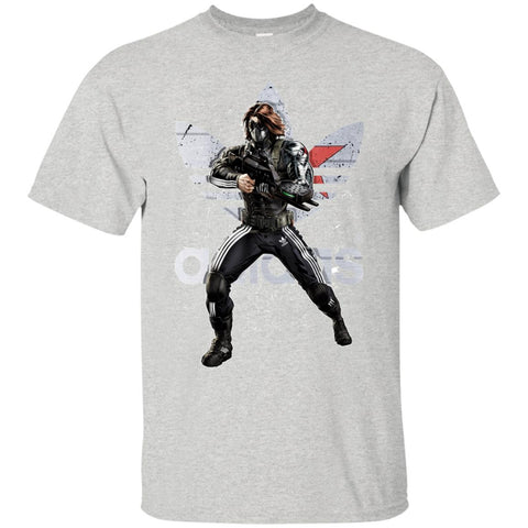 Winner Solider Avanger Adidas Fashion Men's T-Shirt