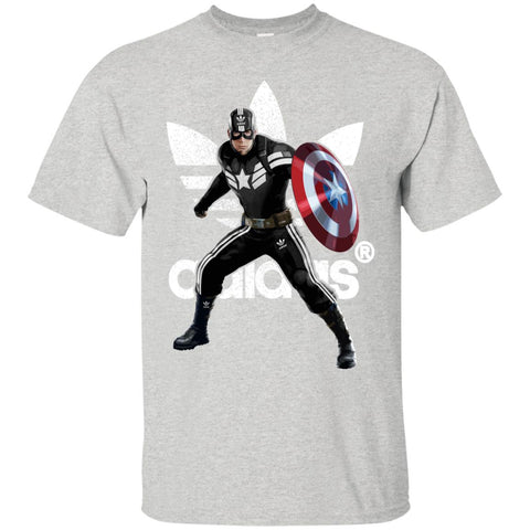 Adidas Captain American Fashion Men's T-Shirt