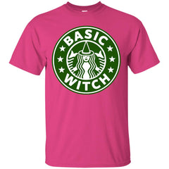 Funny Halloween With Basic Witch Men's T-Shirt Men's T-Shirt - teesdiys