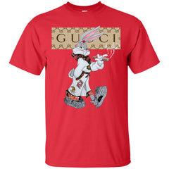 Boss Bunny Gucci T-shirt G200 Gildan Ultra Cotton T-Shirt - teesdiys