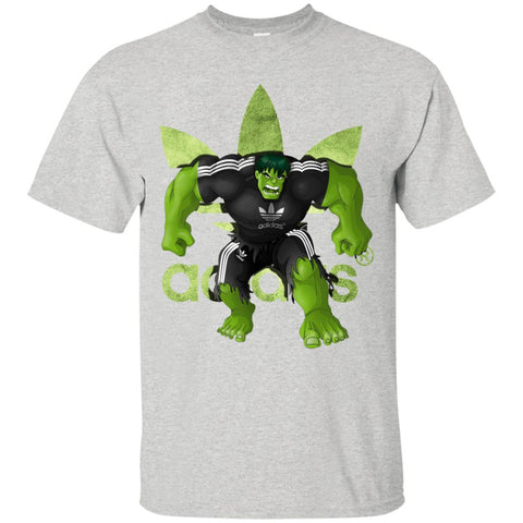 Adidas Fashion Hulk Avanger Men's T-Shirt