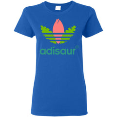 Adisaur Apparel T-shirt - teesdiys G500L Gildan Ladies' 5.3 oz. T-Shirt - teesdiys