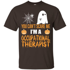 You Can't Scare Me I'm A Occupational Therapist Halloween Shirt - teesdiys G200 Gildan Ultra Cotton T-Shirt - teesdiys