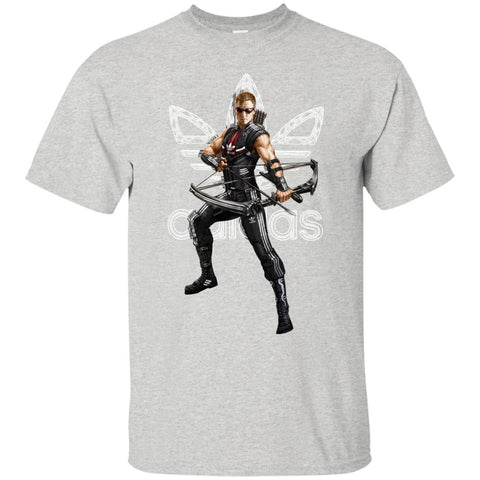 Hawkeye Avanger Adidas Fashion Men's T-Shirt