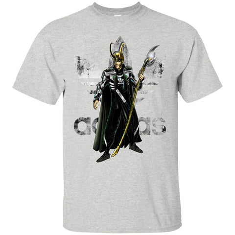 Loki Avanger Adidas Fashion Men's T-Shirt