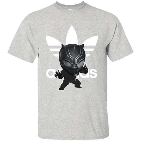 Funny Black Panther Avenger Adidas Fashion Men's T-Shirt