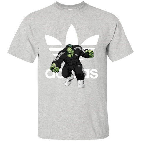Hulk Adidas Sport Fashion Men's T-Shirt