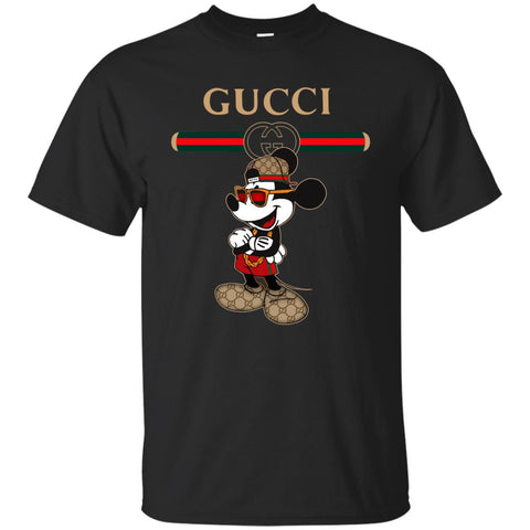 Mickey Cool Gucci Luxury T-shirt