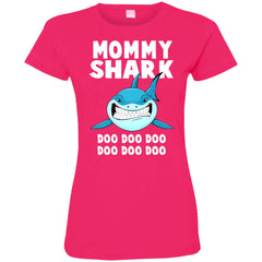 Mommy Shark Doo Doo Doo Women's T-Shirt Women's T-Shirt - teesdiys