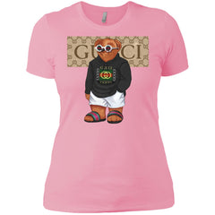 Bigger Bear Gucci T-shirt NL3900 Next Level Ladies' Boyfriend T-Shirt - teesdiys