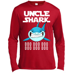 Uncle Shark Premium Long Sleeve T-Shirt Premium Long Sleeve T-Shirt - teesdiys