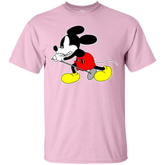 Vedder Mickey T-shirt - teesdiys G200 Gildan Ultra Cotton T-Shirt - teesdiys