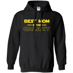 Best Mom In The Galaxy Shirt T shirt Pullover Hoodie 8 oz - teesdiys